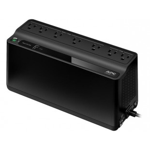 APC Back-UPS 650 VA, 120 V, 1 port de charge USB
